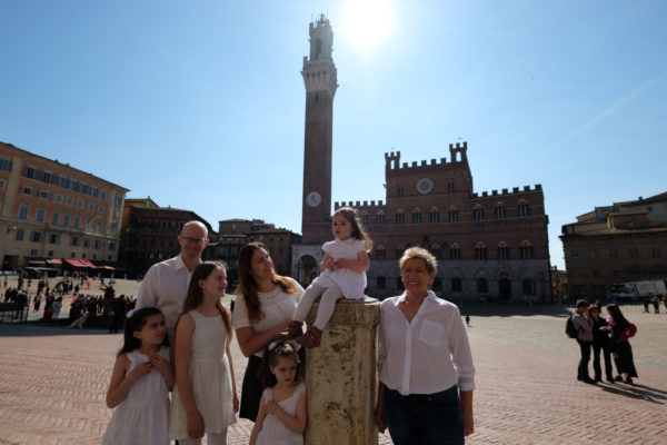 Photo Shoot and Tour in Siena